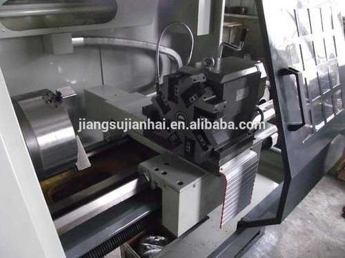 Cnc automatic lathe machine ck6136 ck6140 chinese 2