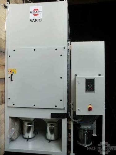 Vario2 6p with spark arrestor