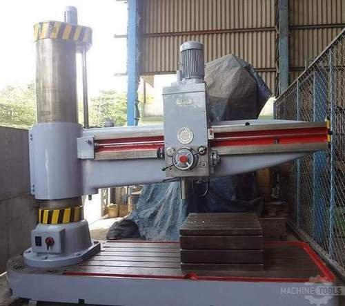 Csepel radial drill rfh 100 3000 complete 1