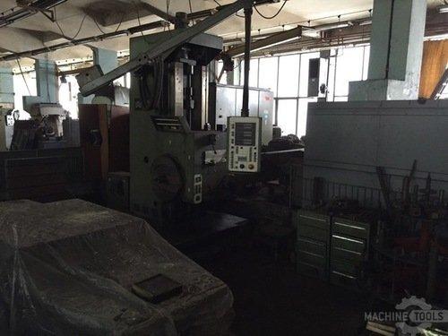 Boring mill union bft 110  12
