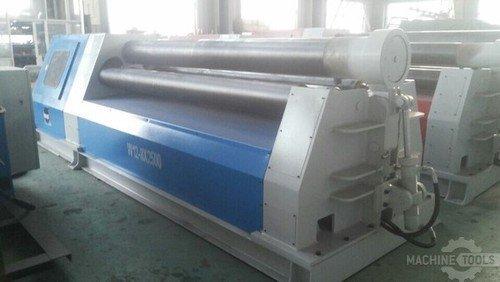 Hoston w12 8x2500 plate roll 3