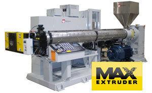 Max extruder white bg