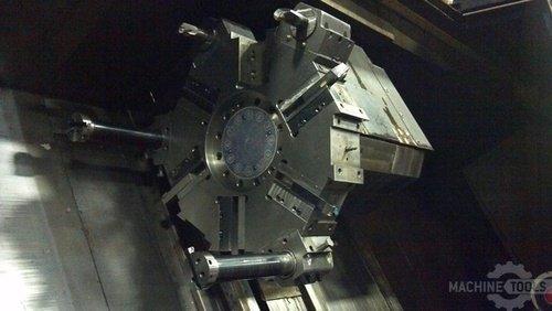 Johnford turret