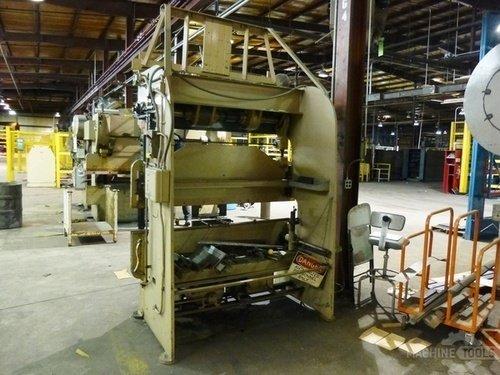 Di acro hydra power hydro mechanical model 16 72 25 ton press brake4
