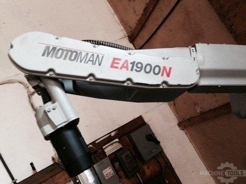 Robot motoman  1