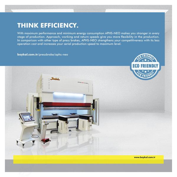 Think efficiency