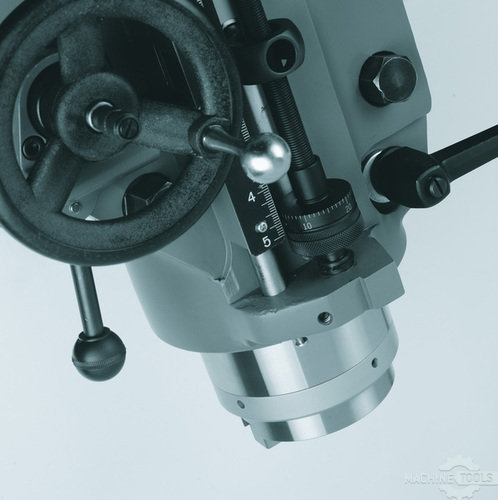 Heavy duty 40 taper spindle