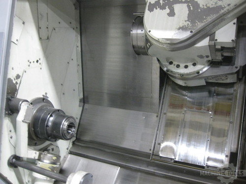 Mazak 200 s iii in warehouse 003