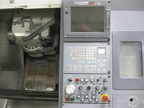 Mazak 200 s iii in warehouse 007