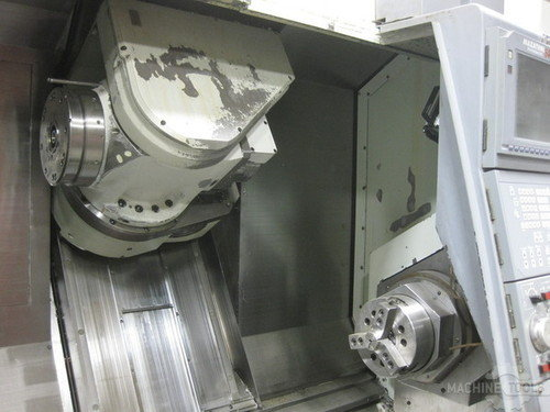 Mazak 200 s iii in warehouse 004
