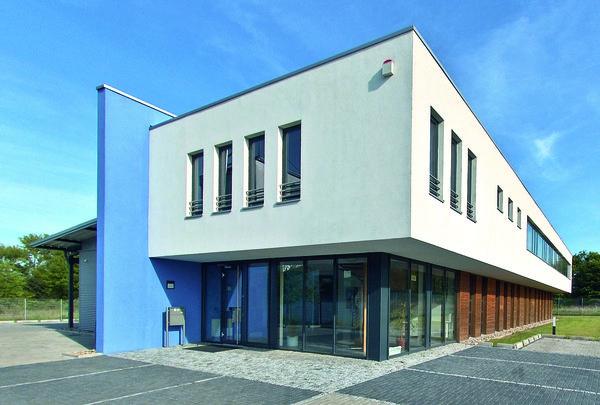 Image aicon building