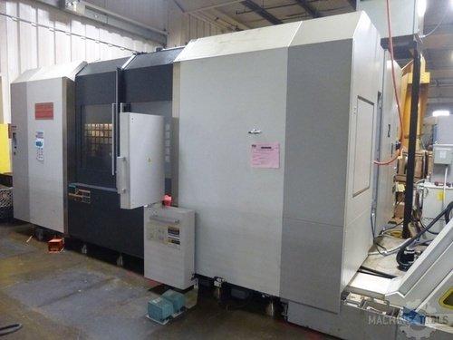 Mori seiki model nt4200dcg 1500 multi task cnc turning milling center  2009  new2