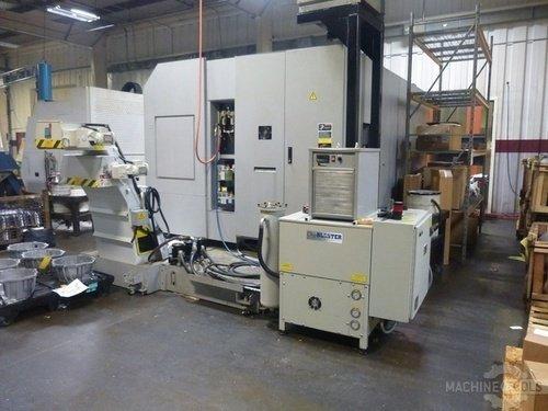 Mori seiki model nt4200dcg 1500 multi task cnc turning milling center  2009  new10