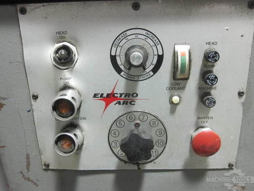 Electro arc tap burner 2