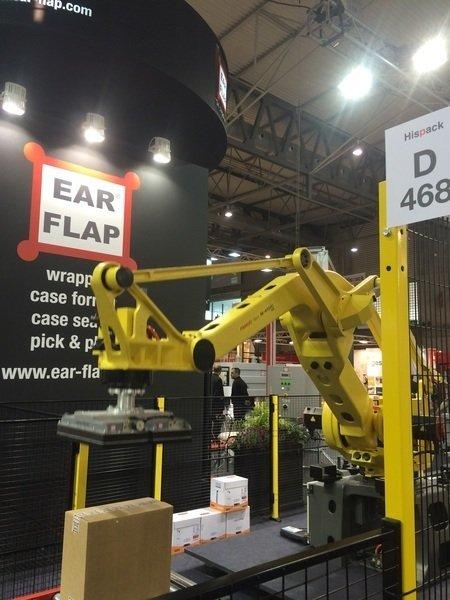 Ear flap hispack 2015