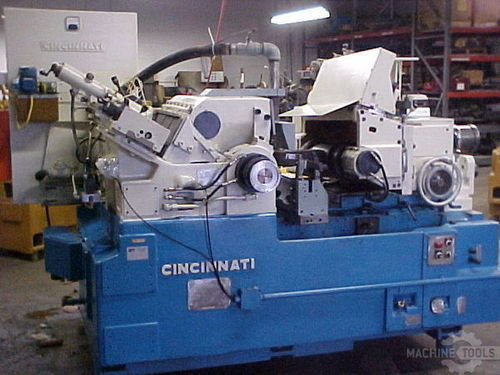 cincinnati milacron machine tools