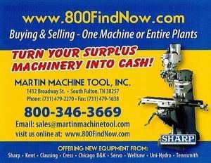 Martin Machine & Tool, Inc.
