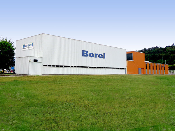 Borel usine porrentruy