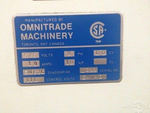 Job 2094 tos sn 63 omnitrade plate