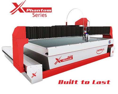 Semyx phantom series waterjet cutting systems 4