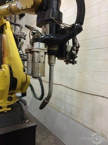 Robot torch pic