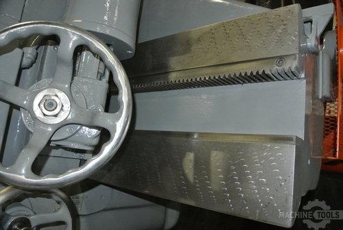 Carlton 5 x17 radial arm drill 3a3601  777 8