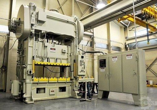 6861 niagara 200 ton press 1