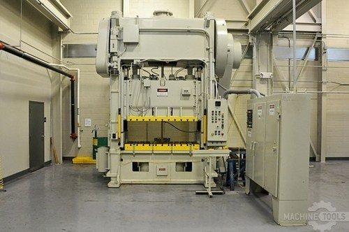 6861 niagara 200 ton press 2