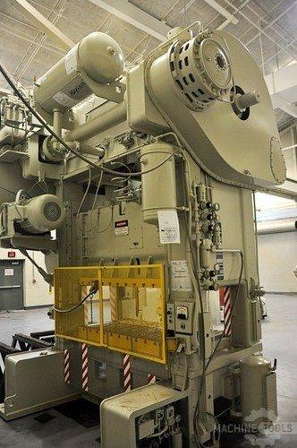 6861 niagara 200 ton press 4