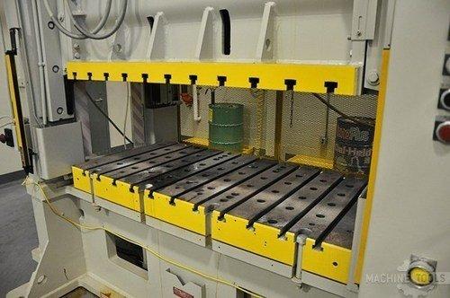 6861 niagara 200 ton press 7
