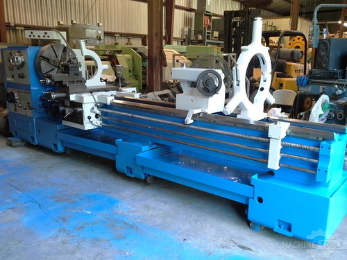 Summit 29120 lathe 1