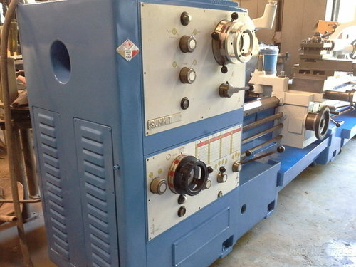 Summit 29120 lathe 5