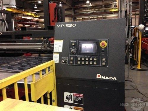 33 ton2000 watt amada apelio 367v iii cnc punchlaser machine 2517 e