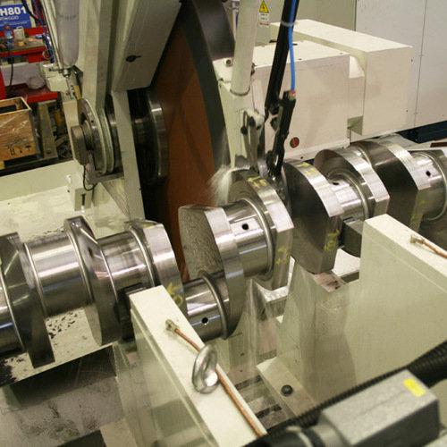 Crankshaft grinder db4500 1