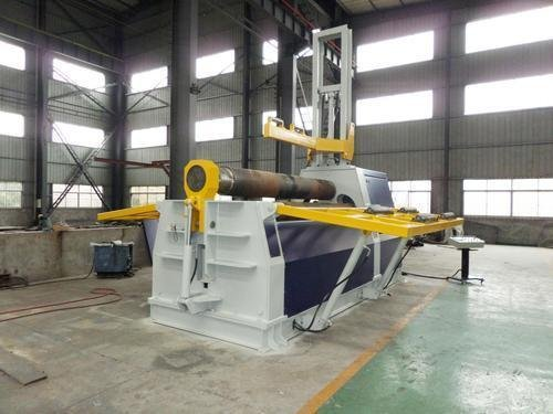 4 rolls bending machine