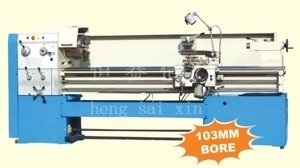 Chdseries precision turning machine