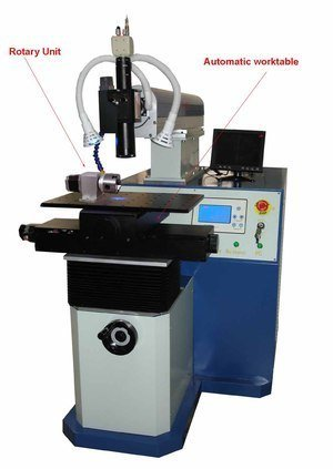 Bmj pcl 200 laser welding machine