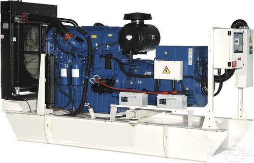 Pl1284287 generador diesel de 400 kilovatios perkins 3 poste mccb p450e1 electr nico