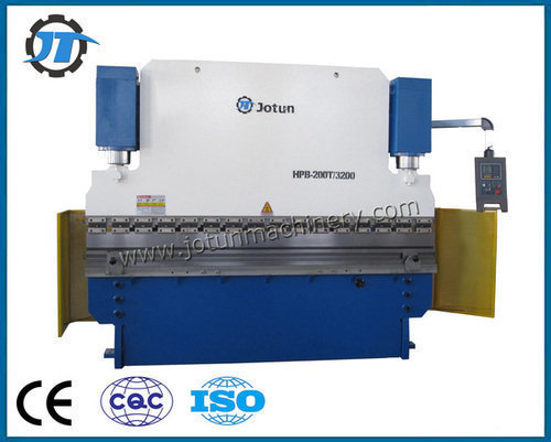 Jotun metal press brake bending machine