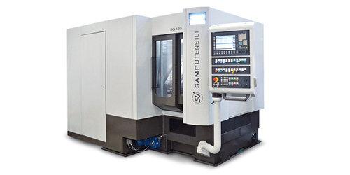 Gear generating grinding sg160 001 wp