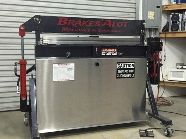 Brakesalot 1