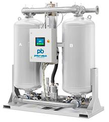 Pneumatech   pb blower purge desiccant dryers pn0000048 217