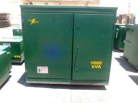Drsc 1000 kva 34500 440y