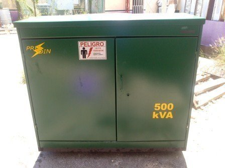 Drsc 500 kva 13200 220y