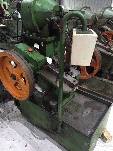B513001 ding tai m5x50 headless thread rolling machine 5