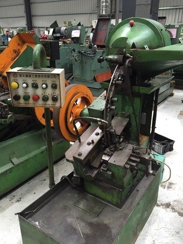 B513001 ding tai m5x50 headless thread rolling machine 8