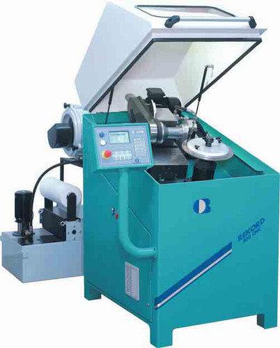 Grinding machine for circular saws affilatrice per lame rekord 500 cnc