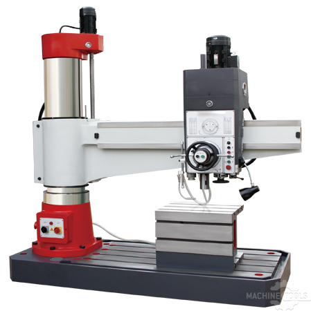 Radial drilling