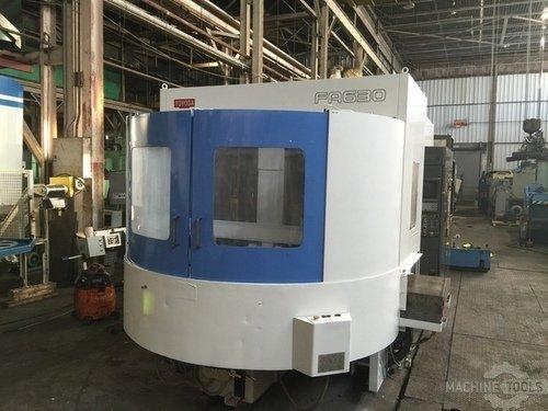 1d toyoda fa630 horizontal machining center