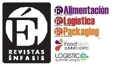 ENFASIS MAGAZINES in MEXICO and LATAM (Packaging + Logistics + Food)